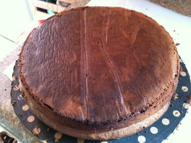 sachertorte bottom