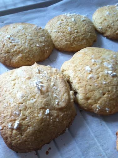 corn bread scones