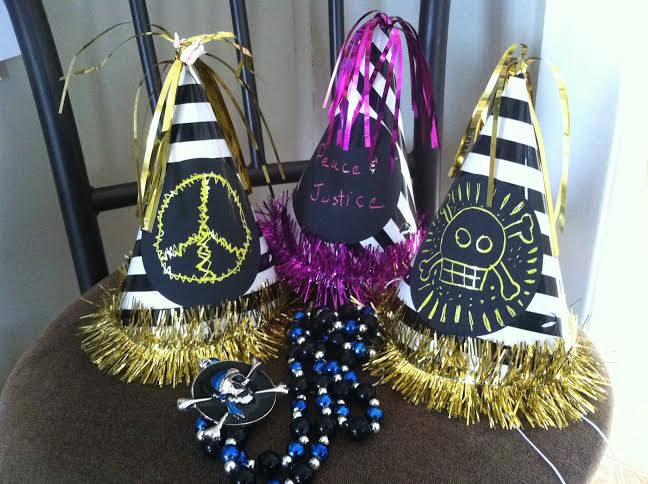 academy awards party hats