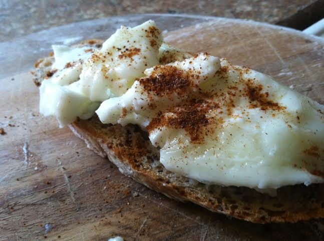 quinoa bread with egg whites