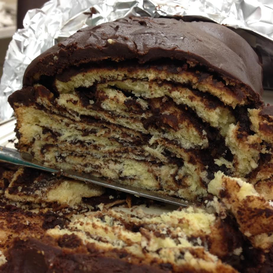 babka at work
