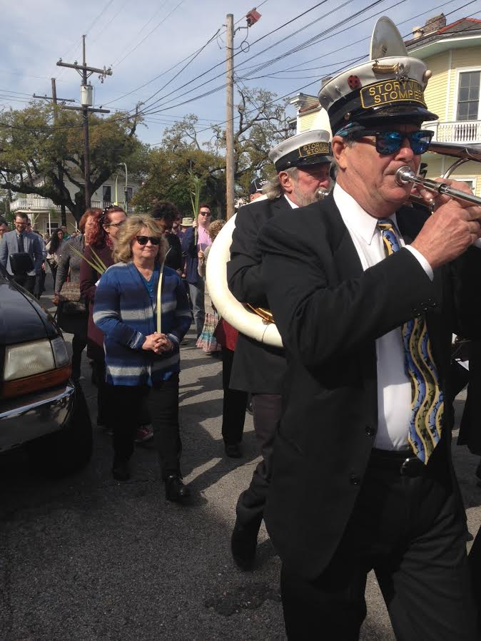 easter second line